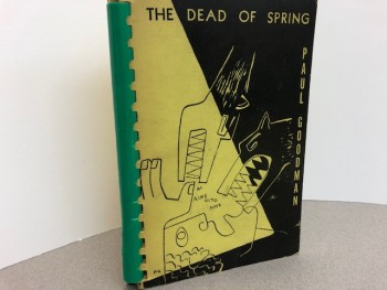 Image for The Dead of Spring ( Signed )