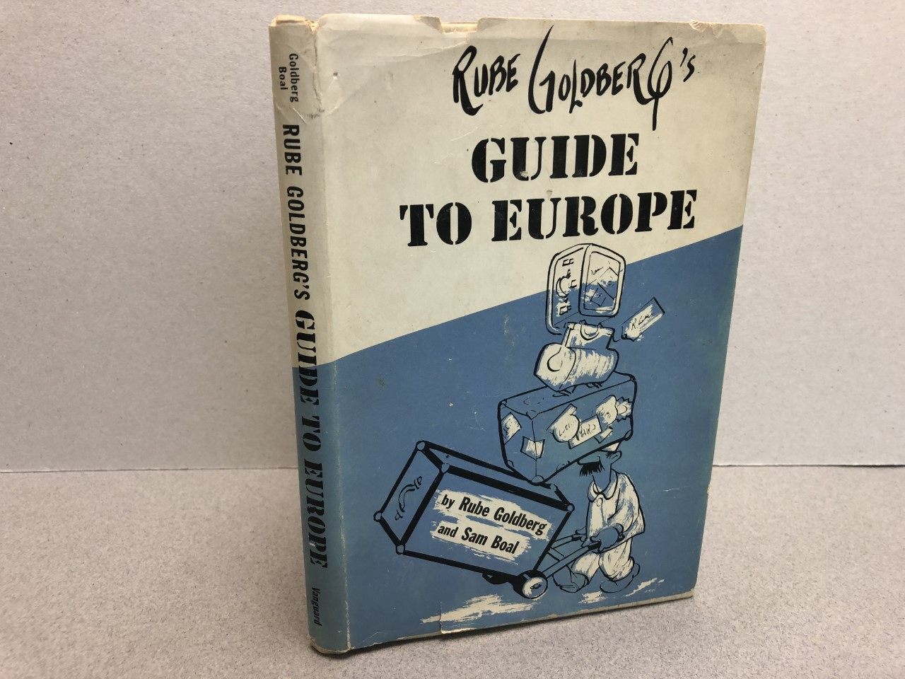 Image for Rube Goldberg's Guide to Europe