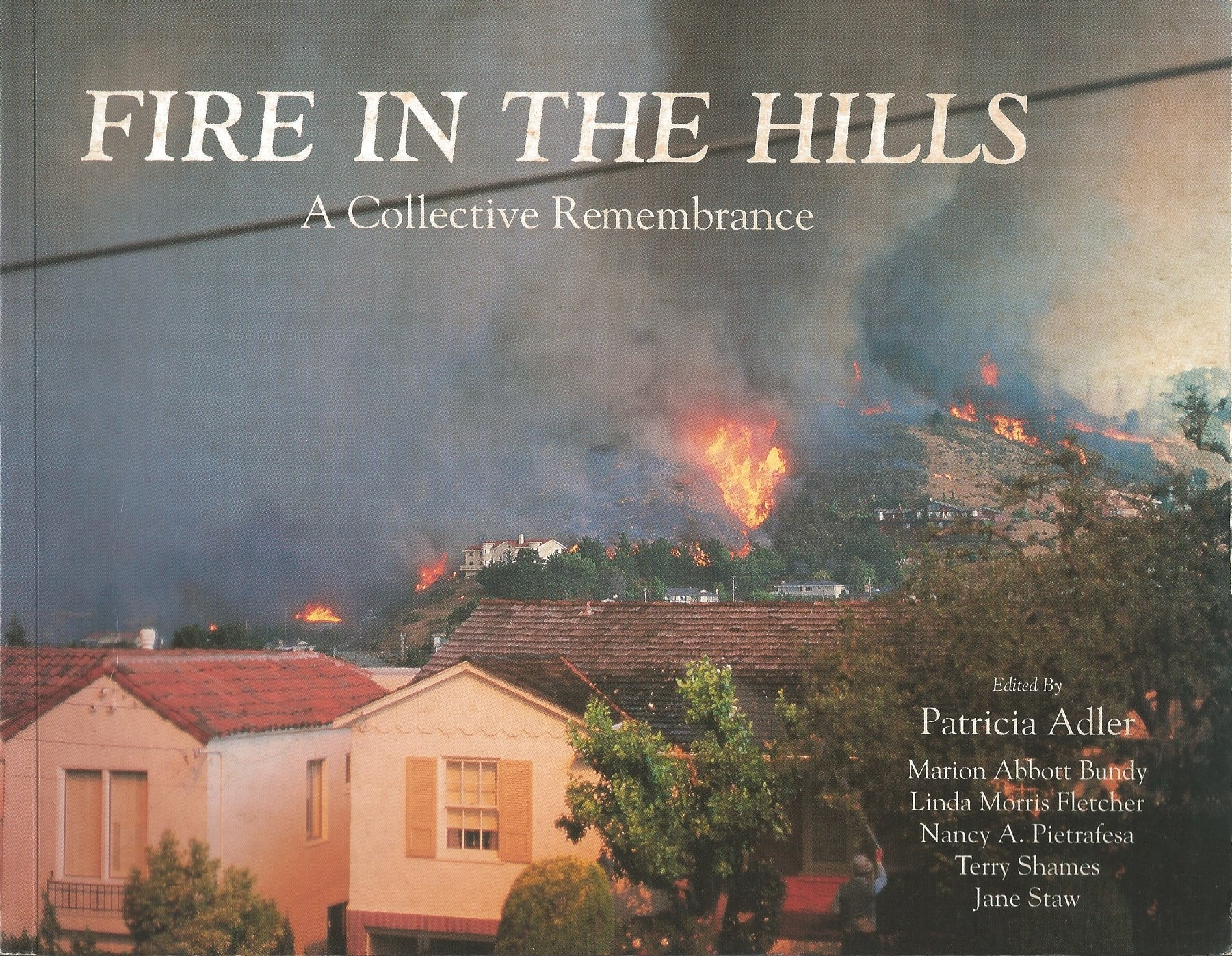 Image for FIRE IN THE HILLS : A Collective Remembrance