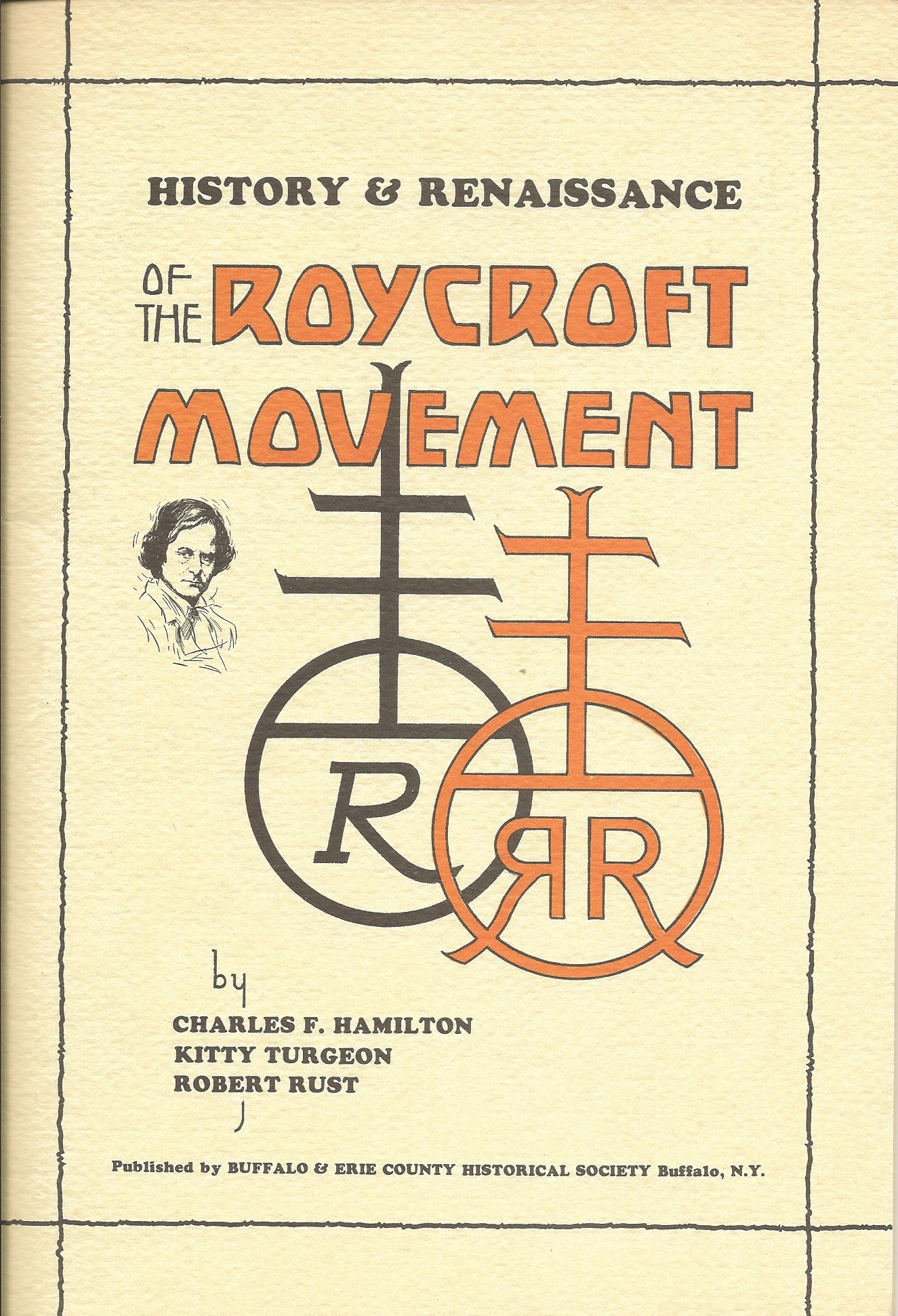 Image for History & Renaissance of the Roycroft Movement