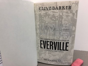 Image for EVERVILLE : Signed Limited Collectors Edition