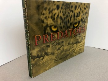 Image for PREDATORS ( signed numbered edition)