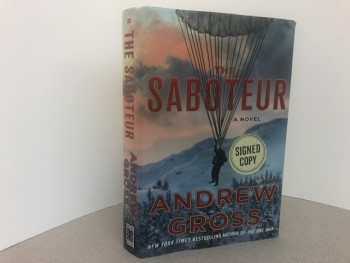 Image for The Saboteur: A Novel