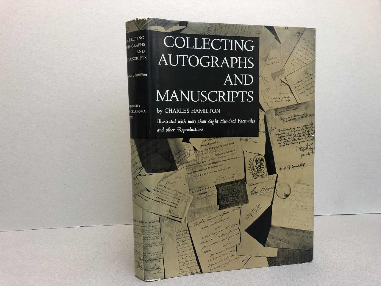 Image for COLLECTING AUTOGRAPHS AND MANUSCRIPTS