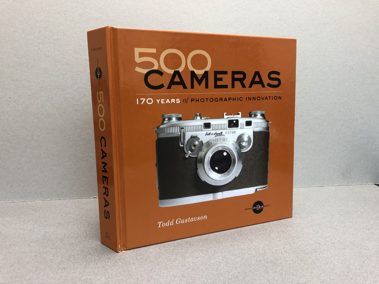 Image for 500 Cameras : 170 Years of Photographic Innovation