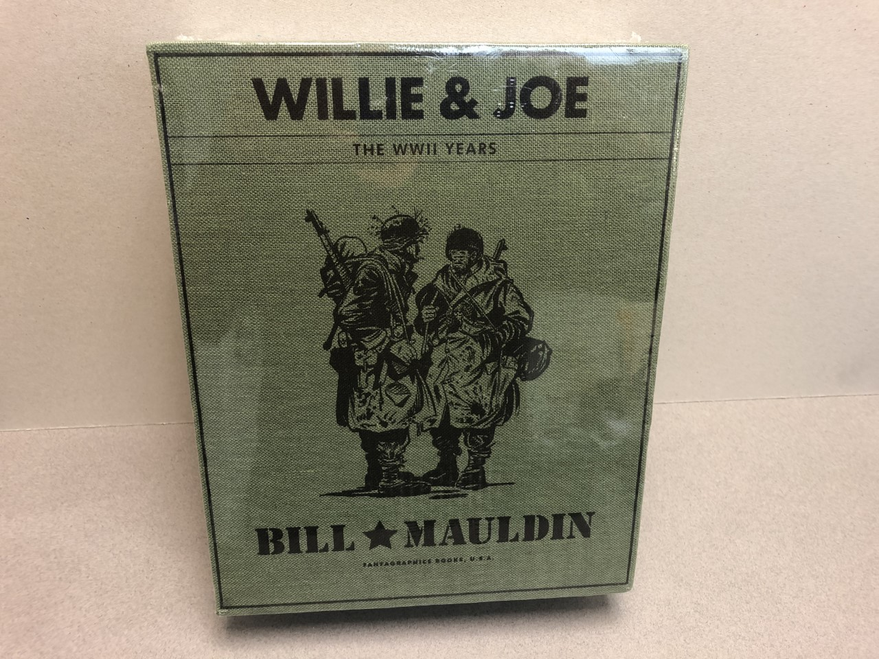 Image for WILLIE & JOE  : The World War II Years