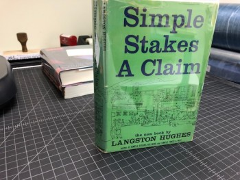 Image for SIMPLE STAKES A CLAIM