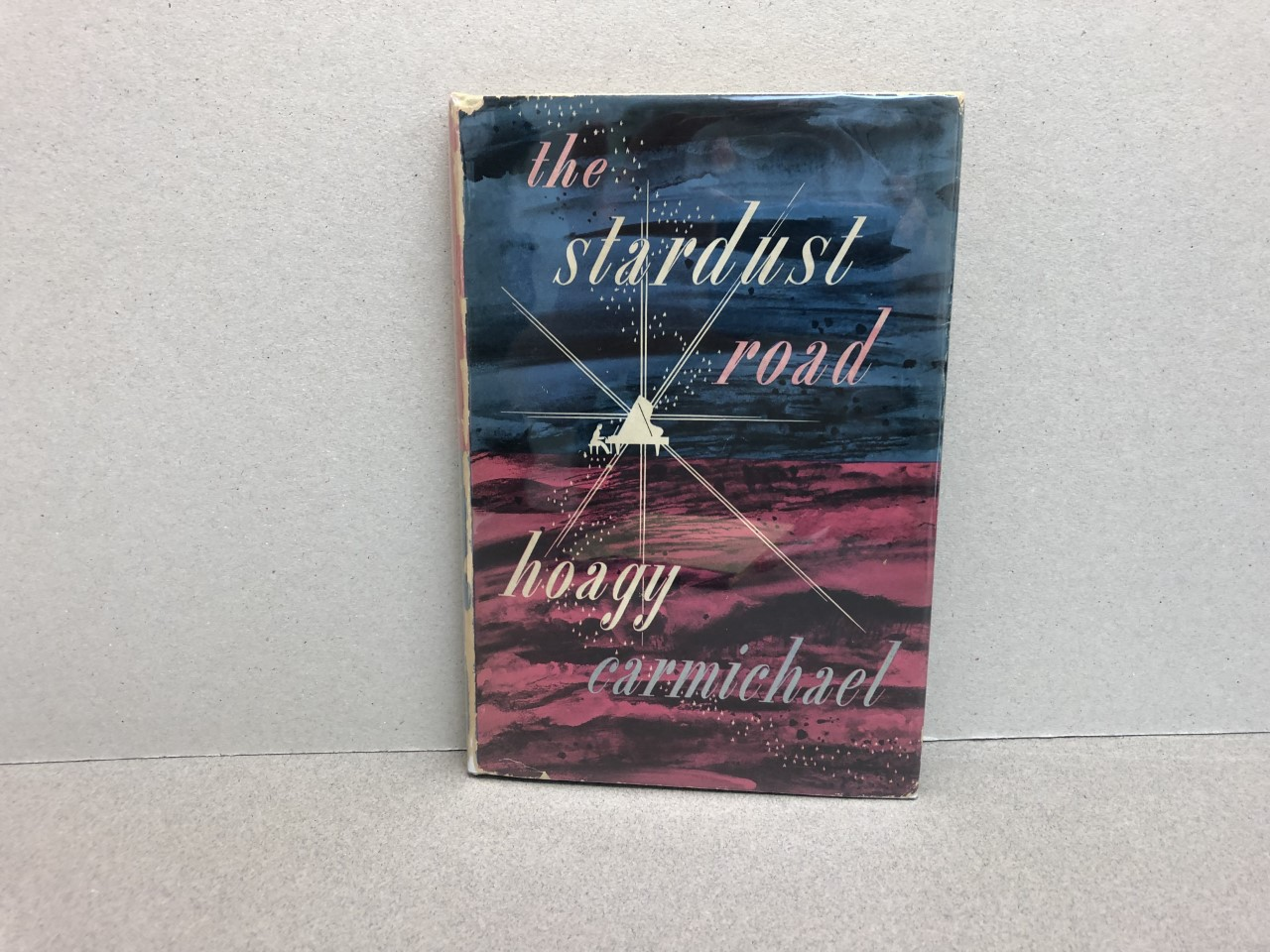 Image for THE STARDUST ROAD (signed)