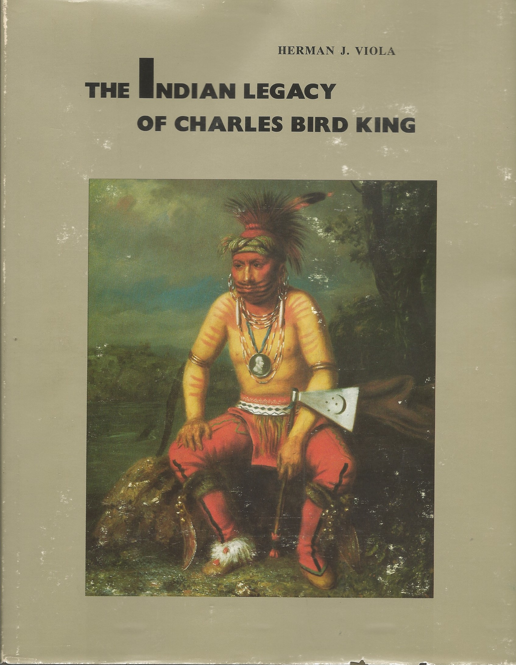Image for THE INDIAN LEGACY OF CHARLES BIRD KING