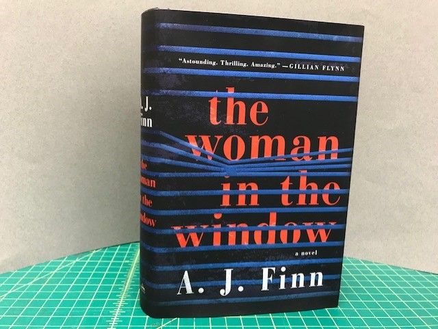 Image for THE WOMAN IN THE WINDOW (signed & dated)