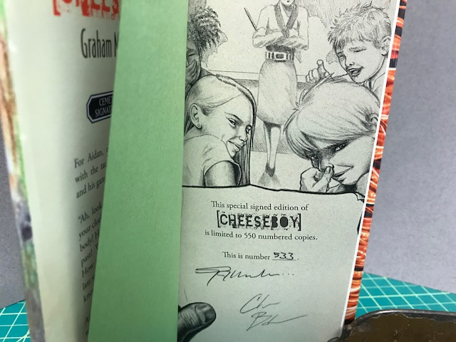 Image for CHEESEBOY (signed)