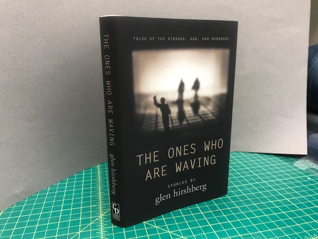 Image for THE ONES WHO ARE WAVING (signed)