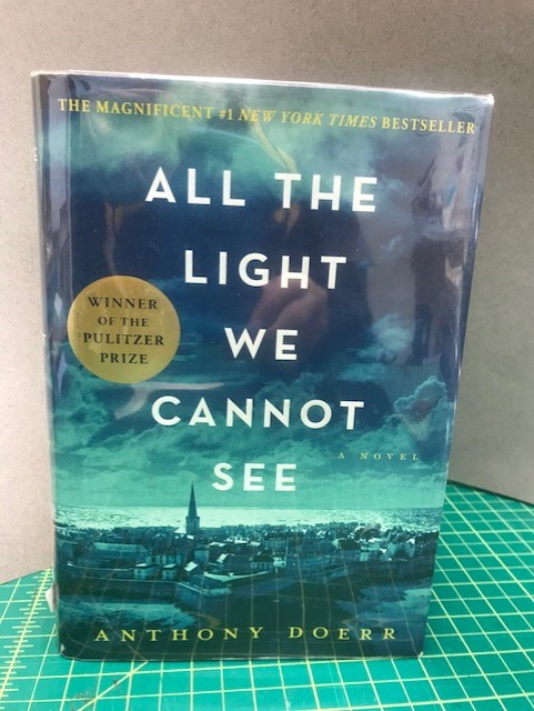 Image for ALL THE LIGHT WE CANNOT SEE (signed)