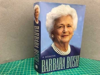 Image for Barbara Bush a Memoir ( Signed )