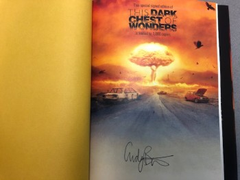 Image for THIS DARK CHEST OF WONDERS  (signed )
