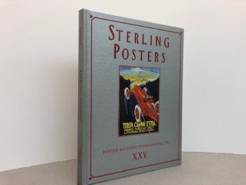 Image for STERLING POSTERS : Poster Auctions International XXV