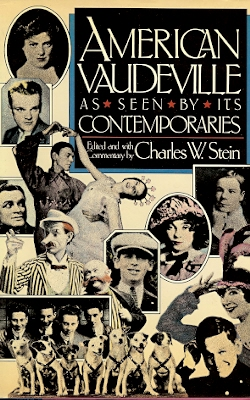 Image for American Vaudeville As Seen by Its Contemporaries