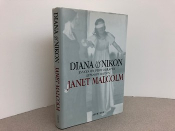 Image for JANET MALCOLM DIANA & NIKON AP: Essays on Photography