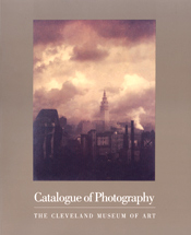 Image for Catalogue of Photography: The Cleveland Museum of Art