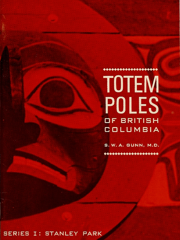 Image for TOTEM POLES OF BRITISH COLUMBIA : Series 1 Stanley Park