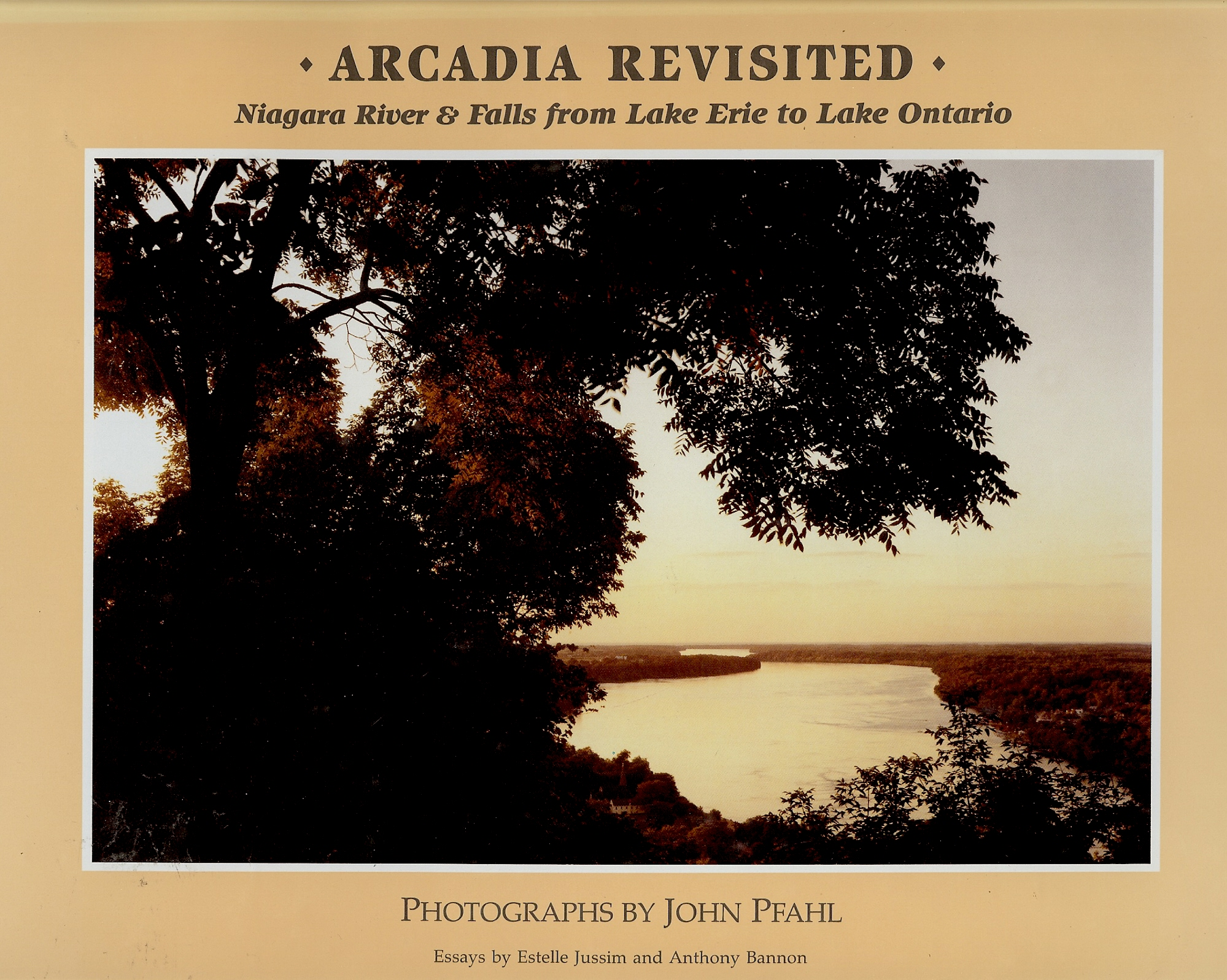 Image for ARCADIAN REVISITED : Niagara River & Falls from Lake Erie to Lake Ontario