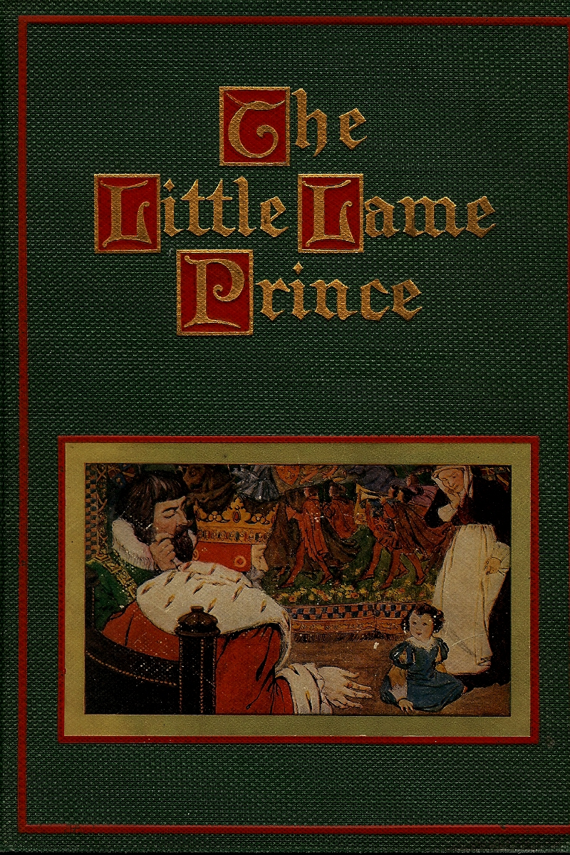 Image for THE LITTLE LAME PRINCE: And His Travelling Cloak