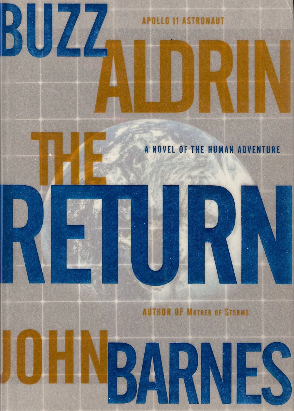 Image for THE RETURN : A Novel of the Human Adventure