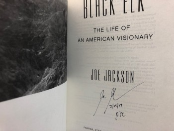 Image for BLACK ELK : The Life of an American Visionary (signed & dated)