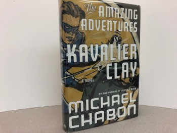 Image for The Amazing Adventures of Kavalier & Clay (signed & dated)