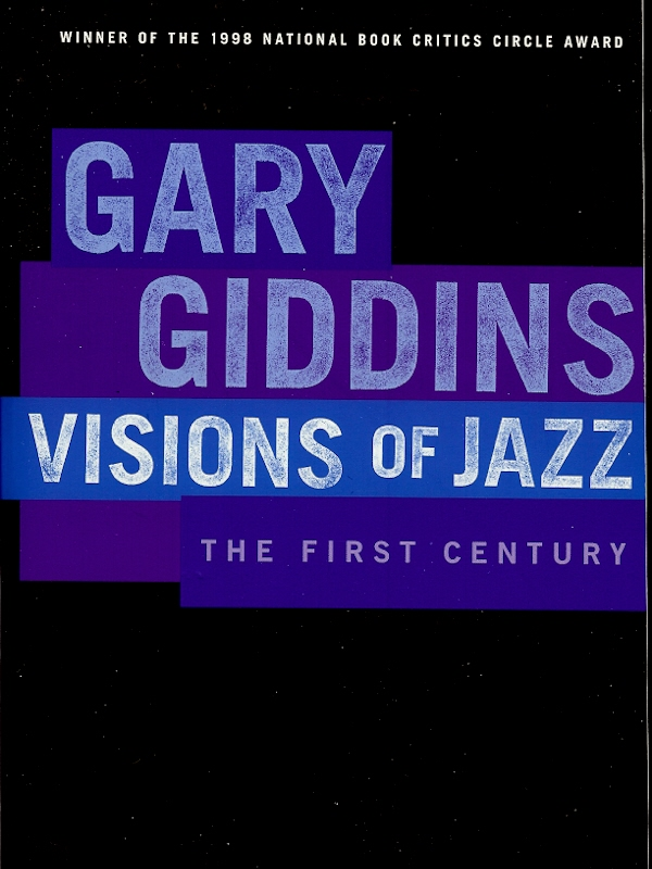 Image for VISIONS OF JAZZ : The First Century