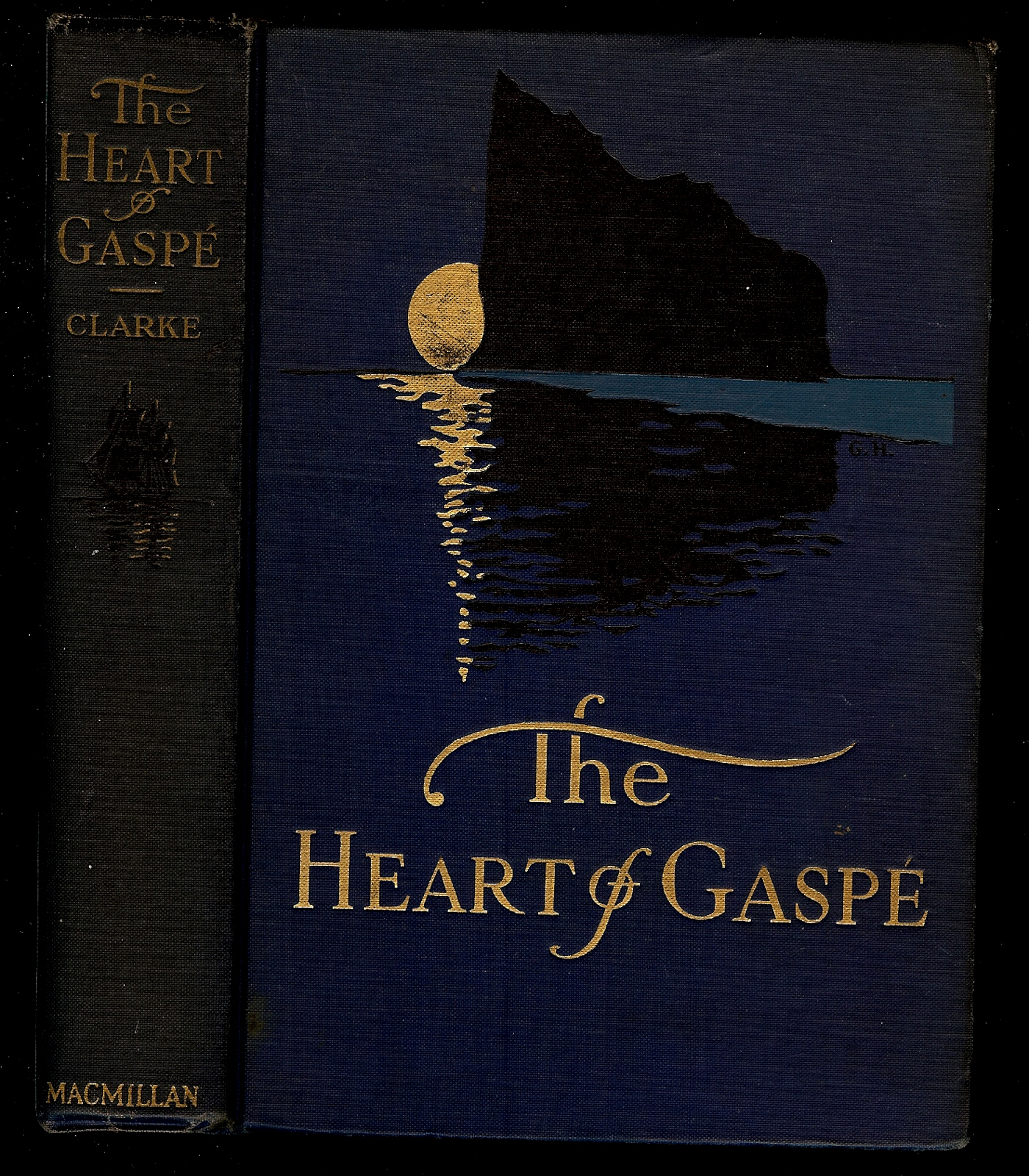Image for THE HEART OF GASPE :Sketches in the Guft of St. Lawrence
