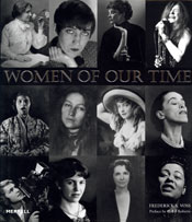 Image for Women of Our Time : An Album of Twentieth-Century Photographs