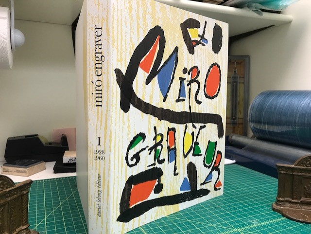 Image for MIRO : ENGRAVER , Volume 1 1928 - 1960