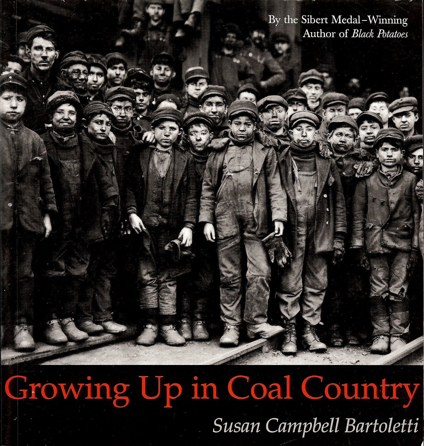 Image for GROWING UP IN COAL COUNTRY