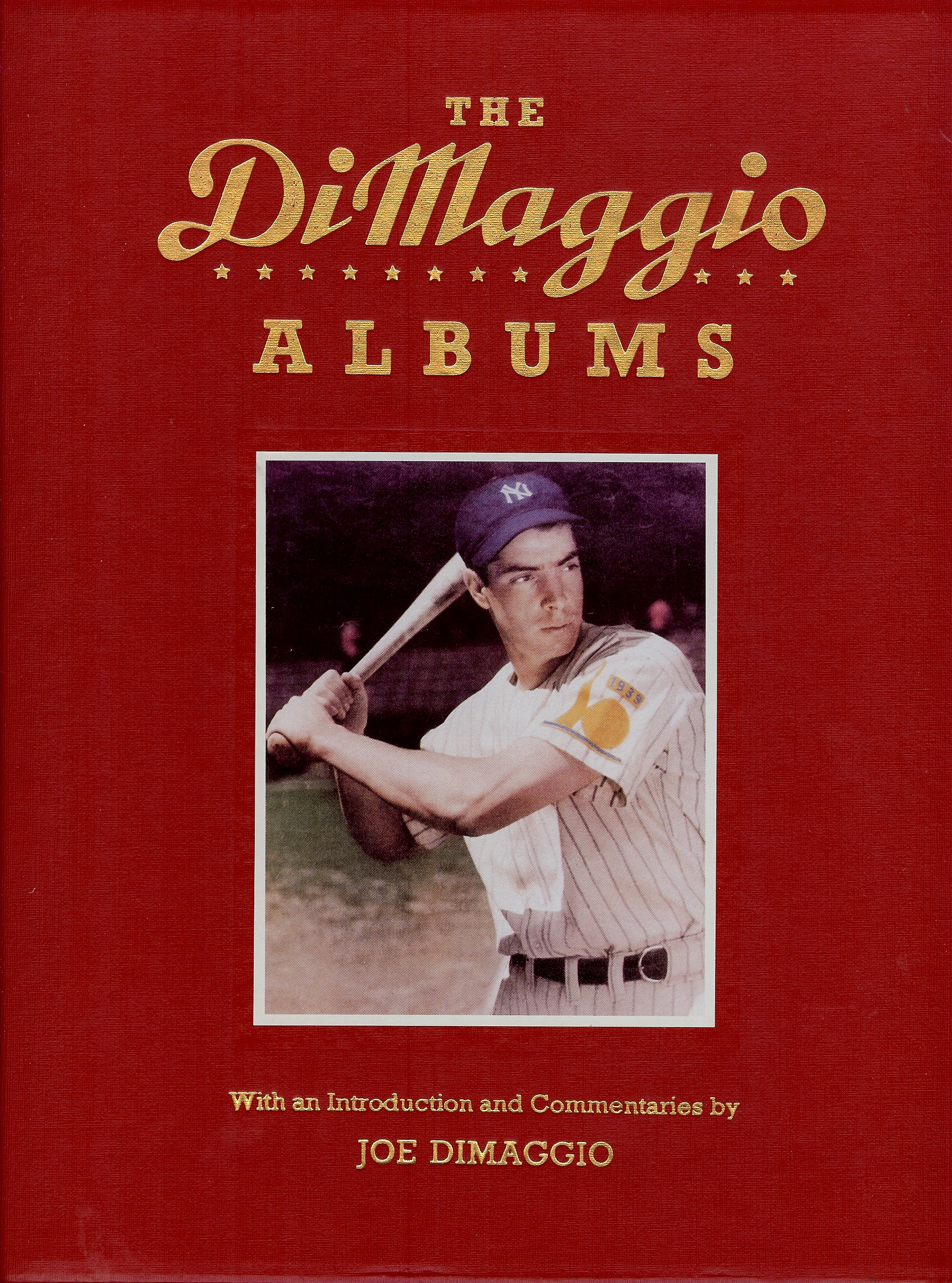 Image for THE DIMAGGIO ALBUMS : Selections from Public and Private Collections Celebratiing the Baseball Career of Joe Dimaggio ( in Two Volume Boxed Set )