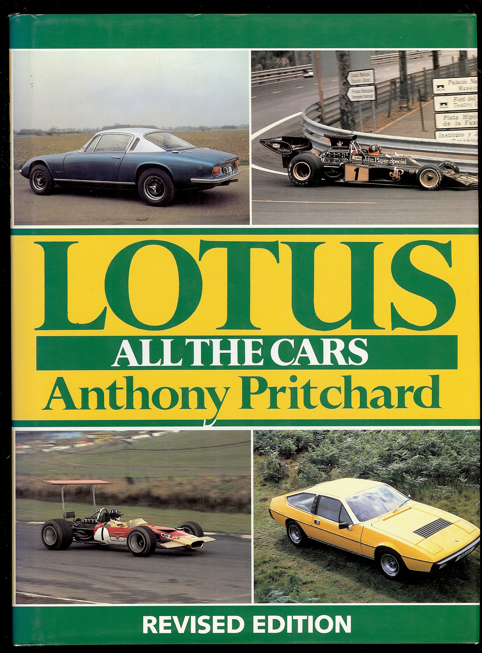 Image for LOTUS : All the Cars ( Revised Edition )