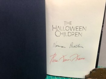 Image for THE HOLLOWEEN CHILDERN ( Signed )