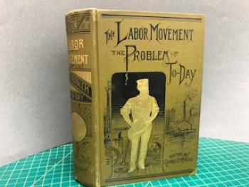 Image for THE LABOR MOVEMENT : The Problem of To-Day