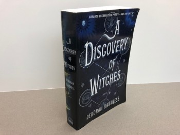 Image for A Discovery of Witches ( Advance Uncorrected Proofs )
