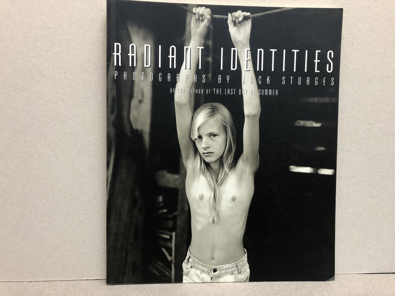 Image for RADIANT IDENTITIES : Photographs by Jock Stuages