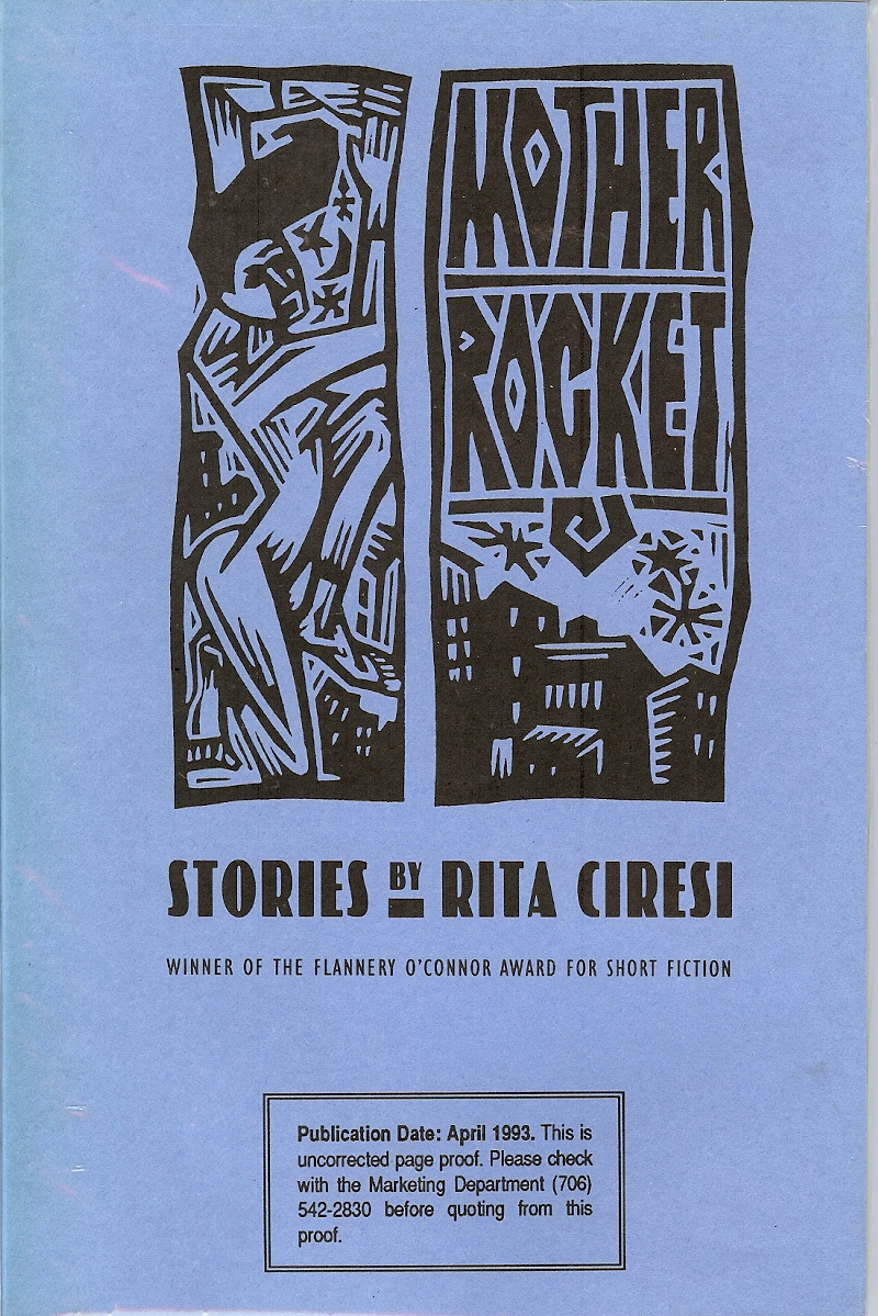 Image for Mother Rocket: Stories (signed )