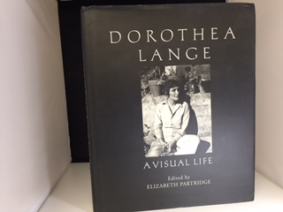 Image for DOROTHEA LANGE : A Visual Life