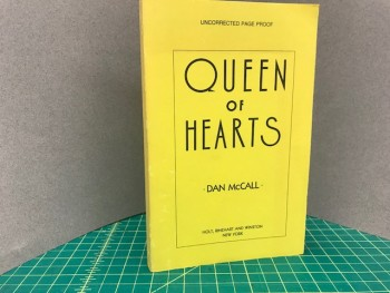 Image for QUEEN OF HEARTS (signed)
