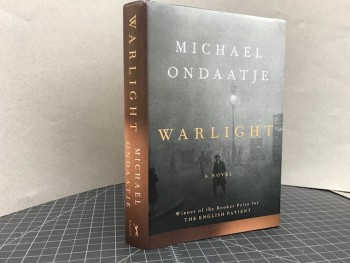 Image for WARLIGHT (signed)