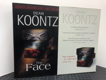 Image for THE FACE (signed) ARC