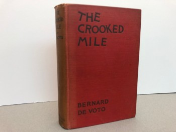Image for THE CROOKED MILE  ( signed )