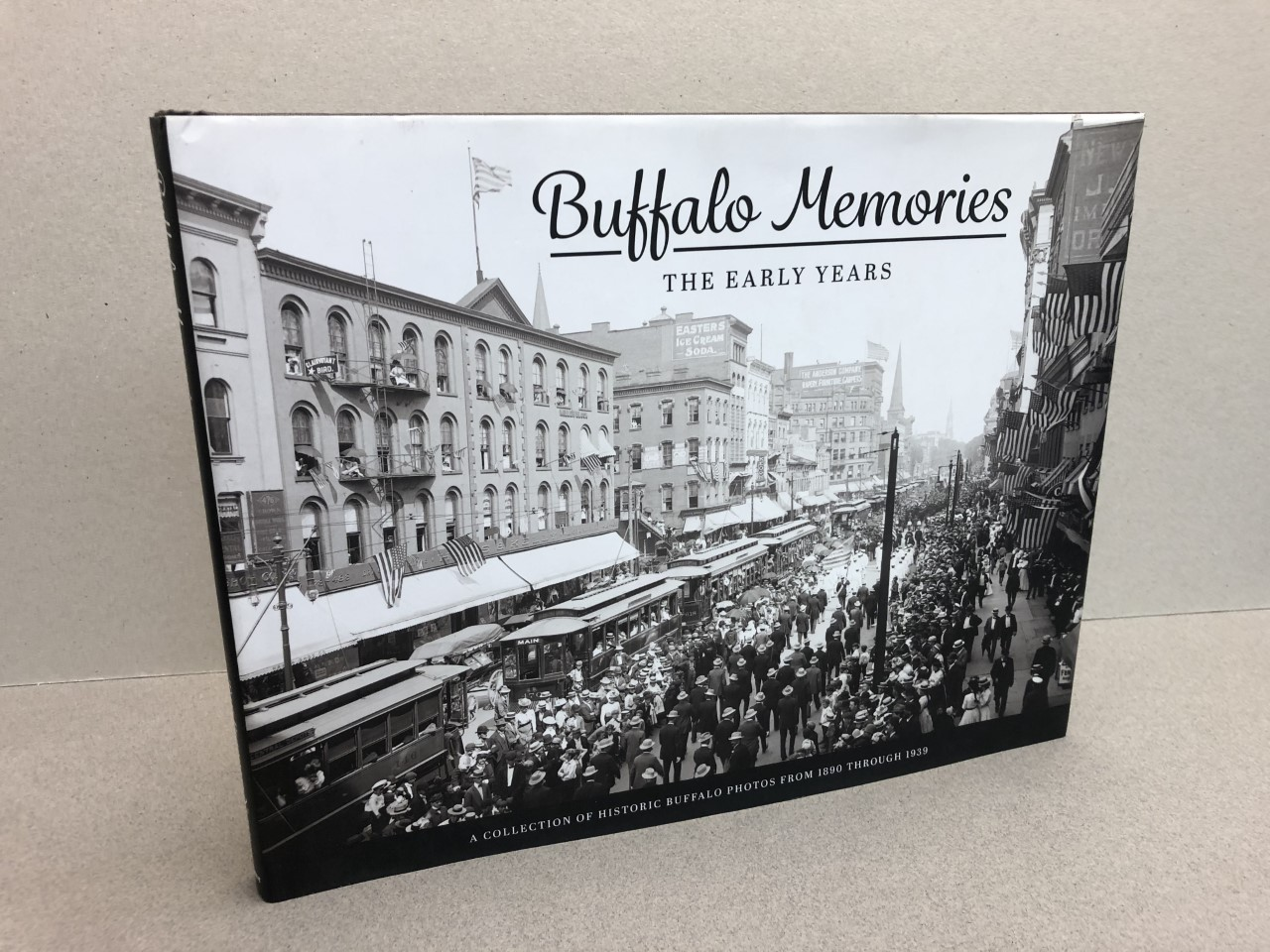 Image for Buffalo Memories: The Early Years