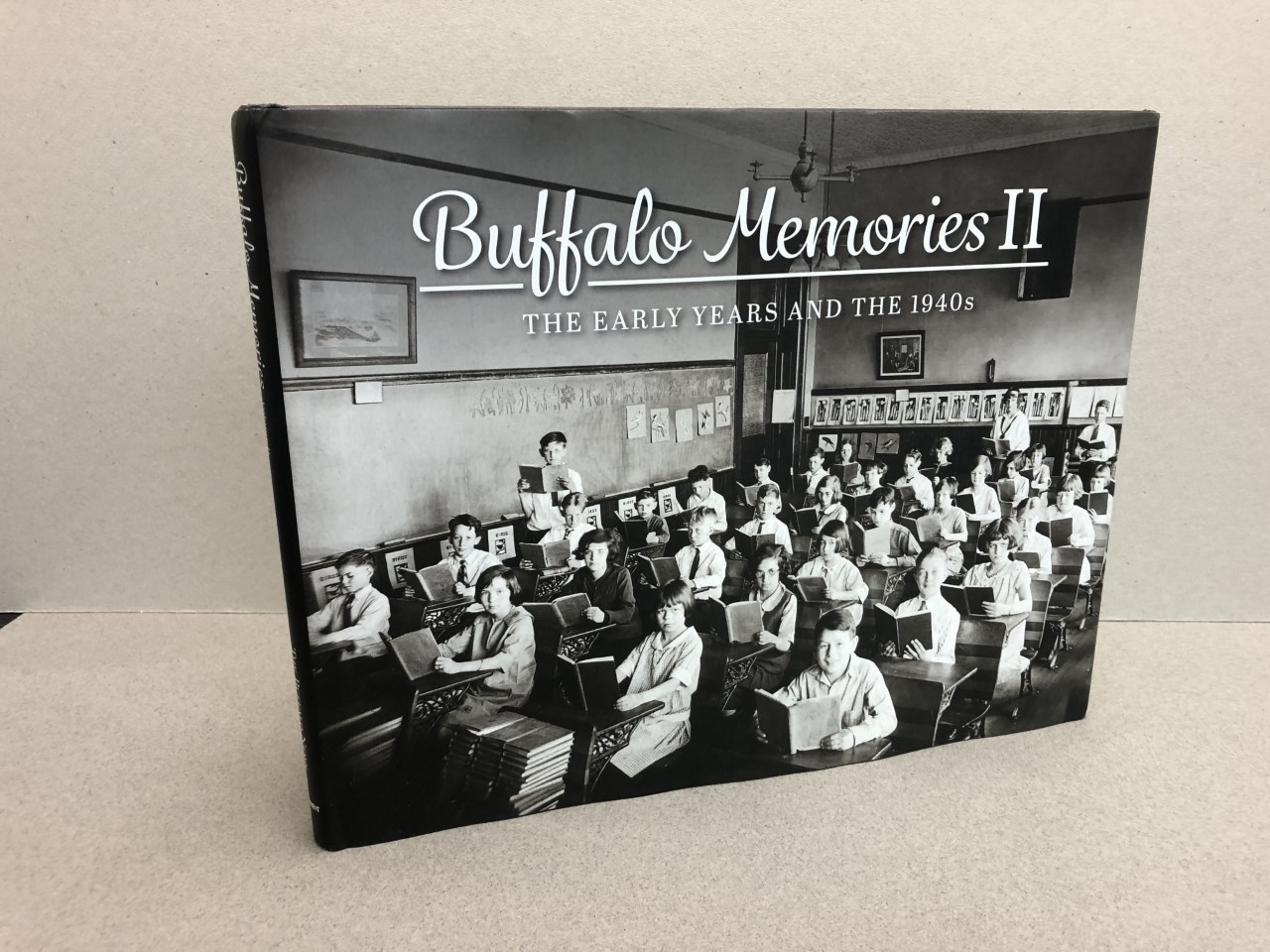 Image for Buffalo Memories II: The Early Years and the 1940s