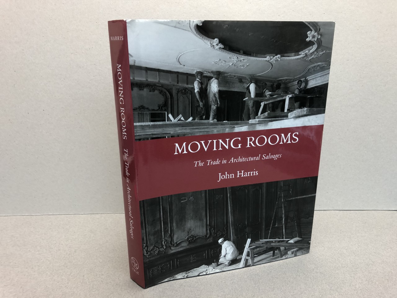Image for MOVING ROOMS : The Trade in Architectural Salvages (Paul Mellon Centre for Studies in British Art)