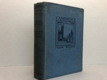 Image for CAMBRIDGE FROM WITHIN